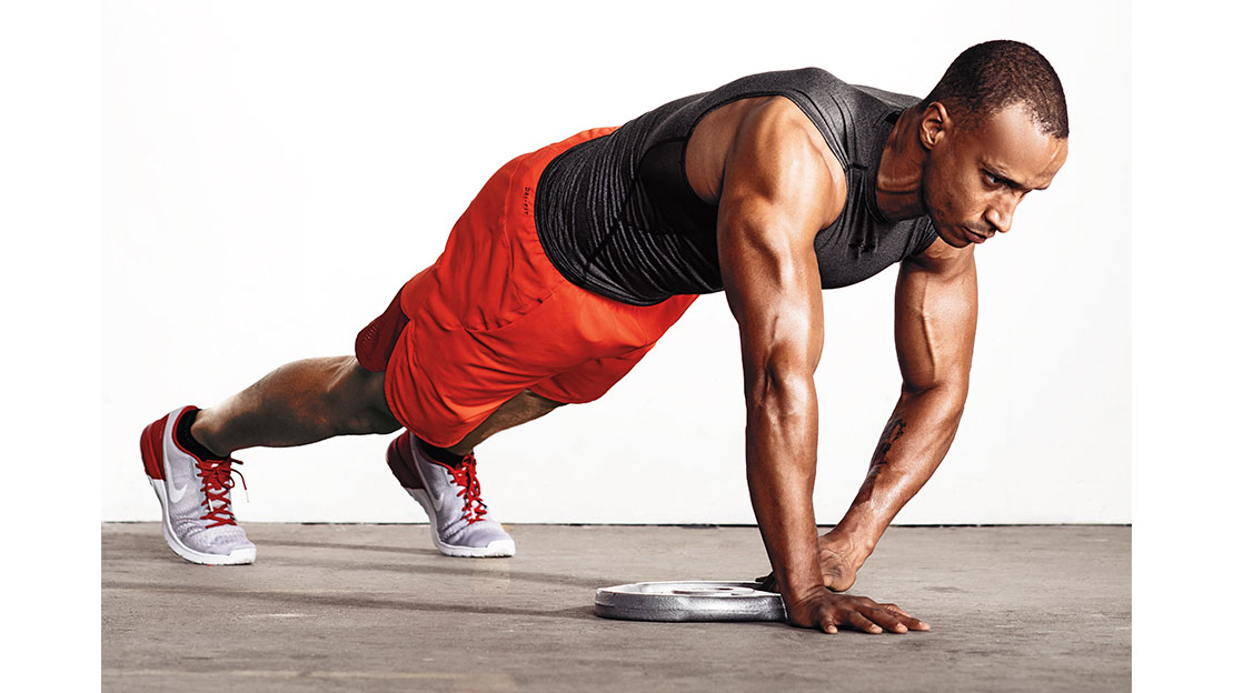 Move of the Month: The Plank Drag