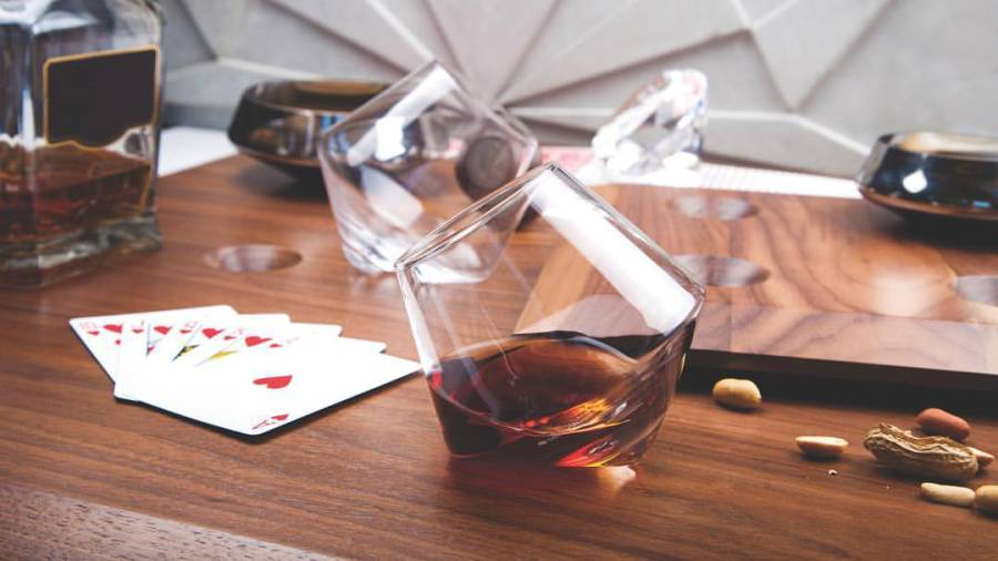 Sempli's rocks glasses are part of Robb Vice's latest box for Father's Day.