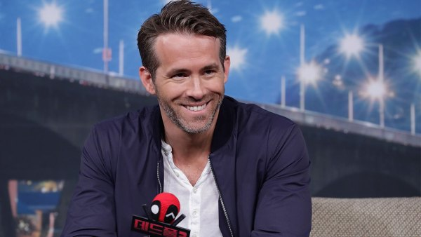 SEOUL, SOUTH KOREA - MAY 02: Actor Ryan Reynolds attends the press conference for Seoul premiere of 'Deadpool 2' on May 2, 2018 in Seoul, South Korea. The film will open on May 16, in South Korea.