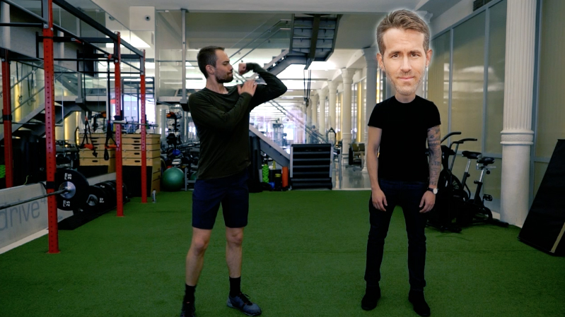 I Tried Ryan Reynolds' 'Deadpool 2' Workout—and Now I Know Why He's Shredded