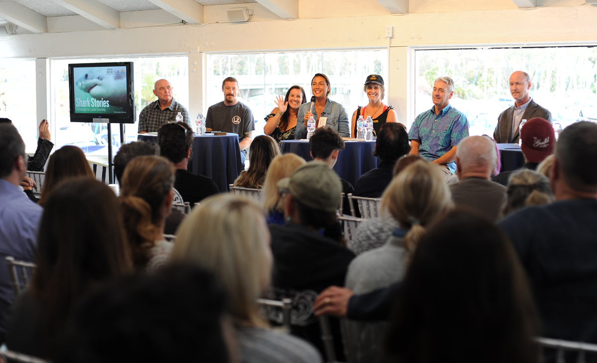 4 Things We Learned From the 'Shark Stories' Event in Dana Point