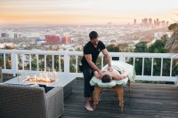 Soothe Massage on rooftop
