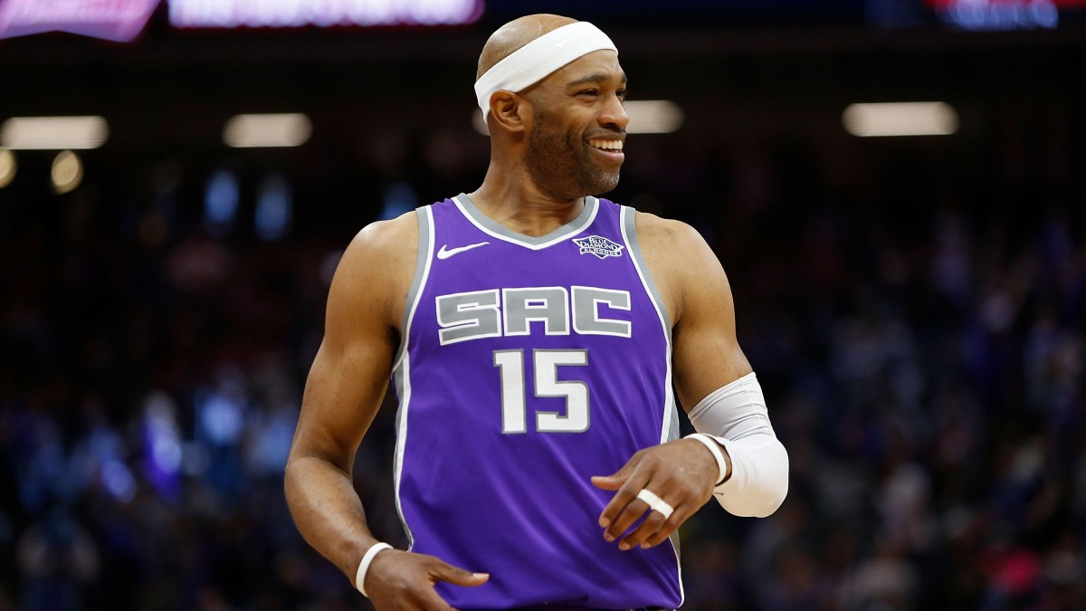 Fitness Secrets From Vince Carter, the NBA's Oldest Player