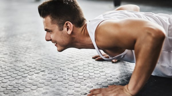 The 15-Minute Fat Burning Workout for Busy Guys