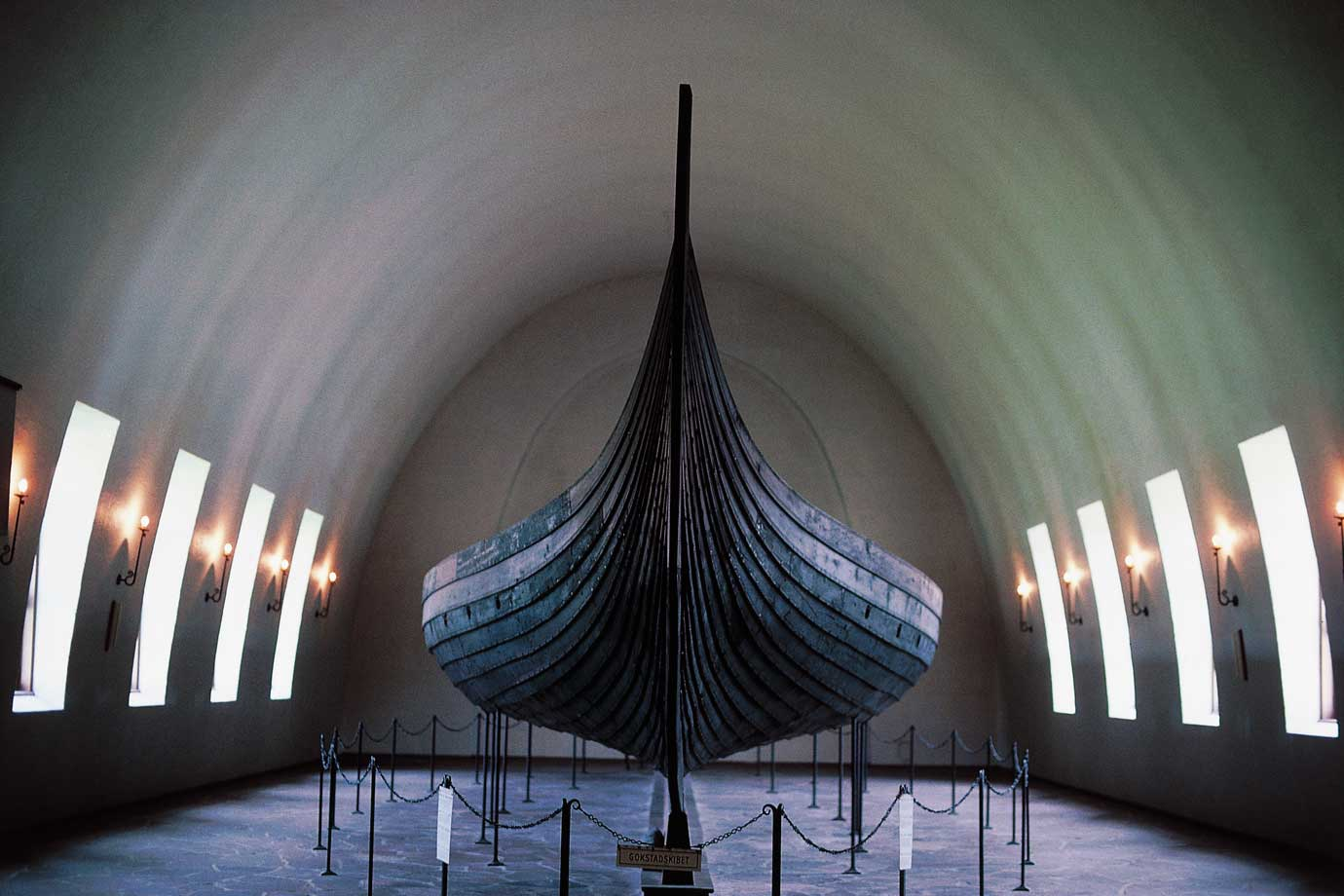 Oslo Travel Guide: Gokstad Viking Ship