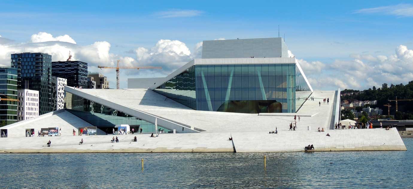Oslo Travel Guide: Oslo Opera House
