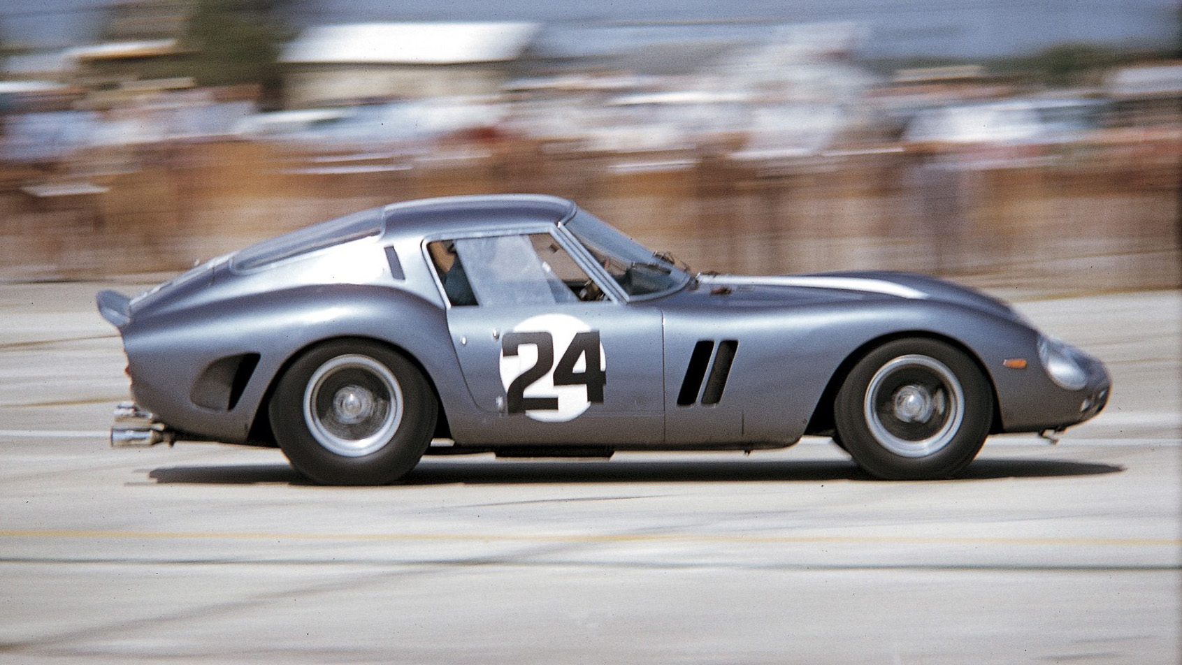 This Insanely Rare Vintage Ferrari 250 Gto Is History S Priciest Car