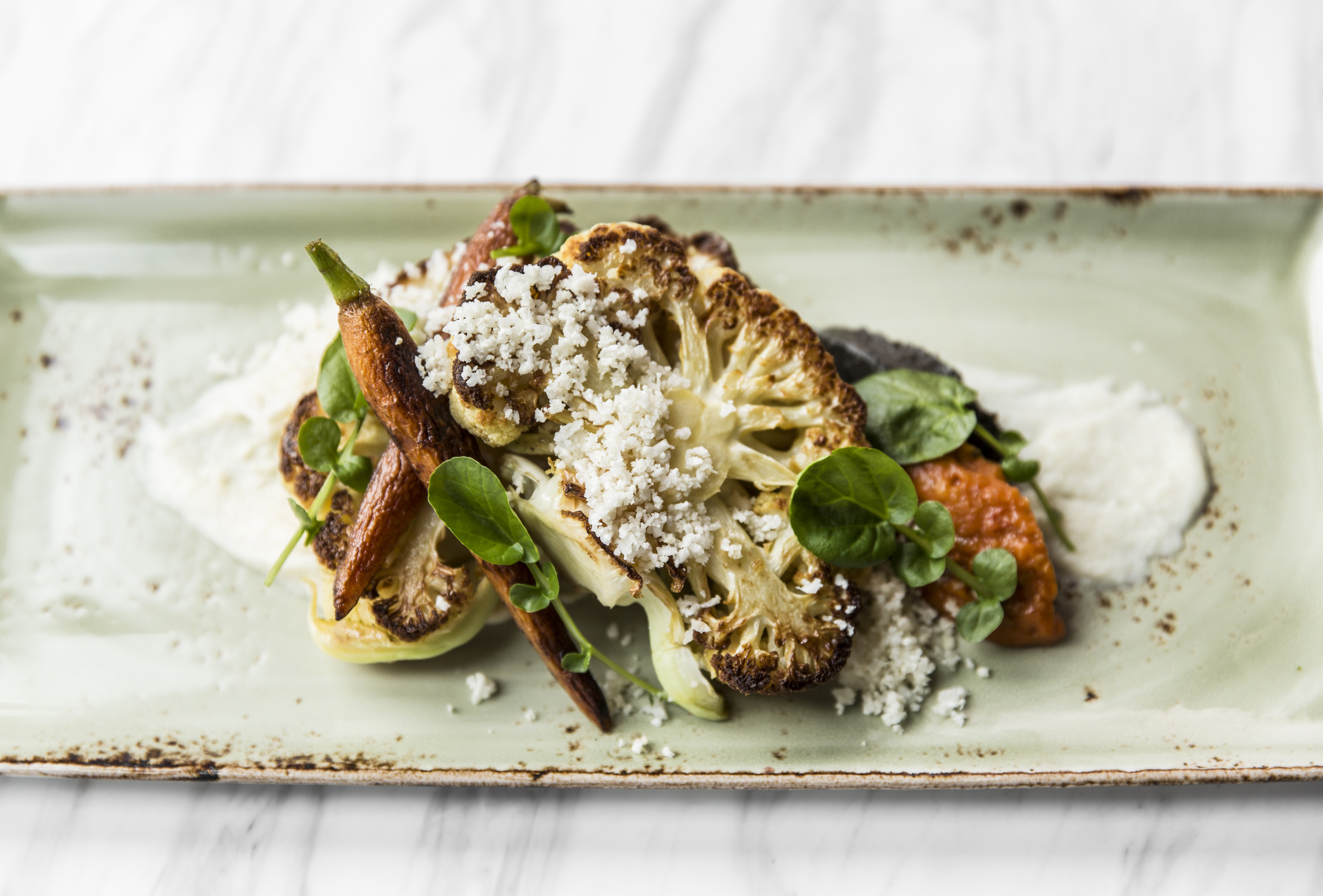 The Grilled Cauliflower Steak You'll Want to Make All Summer