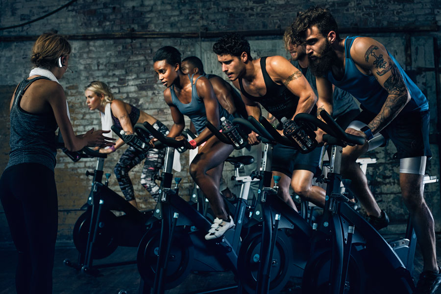 Why This Former MLB Star Thinks All Men Should Take Spin Class