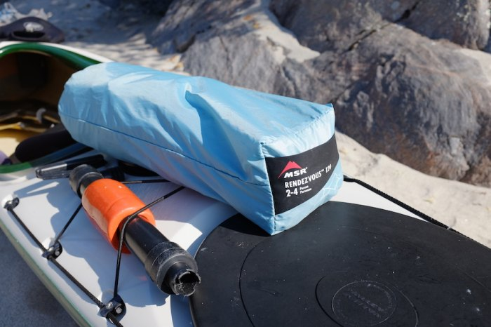 Field Tested: A Tale of Two Tarps