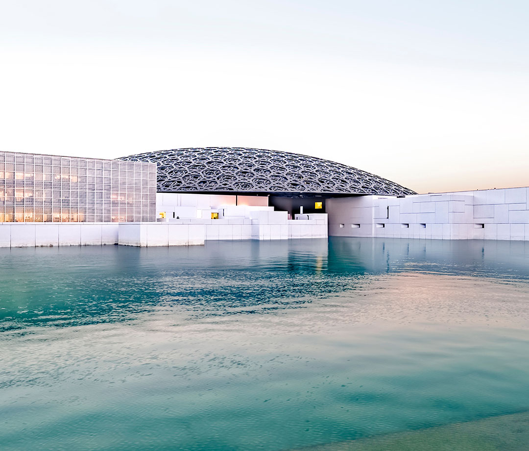 The Abu Dhabi Louvre