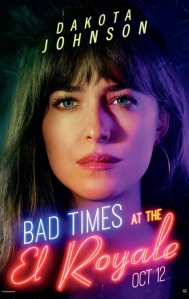 'Bad TImes at the El Royale' Posters
