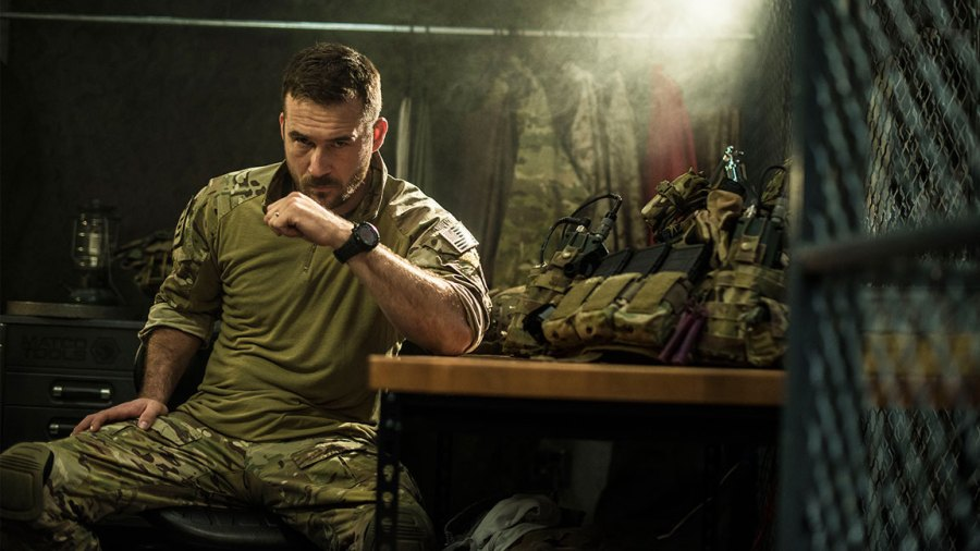 Actor Barry Sloane on the HISTORY series 'SIX'