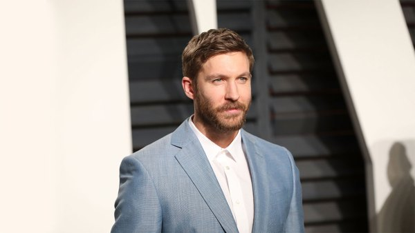 Calvin Harris attends the 2017 Vanity Fair Oscar Party at Wallis Annenberg Center for the Performing Arts on February 26, 2017 in Beverly Hills, California.