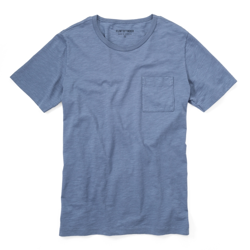 Flint and Tinder Slub Cotton T-Shirt