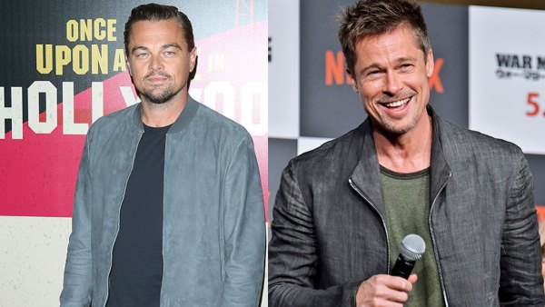 Leonardo DiCaprio attends the 2018 CinemaCon - Sony Pictures Entertainment exclusive presentation 2018 Summer & Beyond photo op held at The Colosseum at Caesars Palace on April 23, 2018 in Las Vegas, Nevada, R: Netflix-Film 'War Machine' im Hotel Ritz-Carlton in Tokyo.