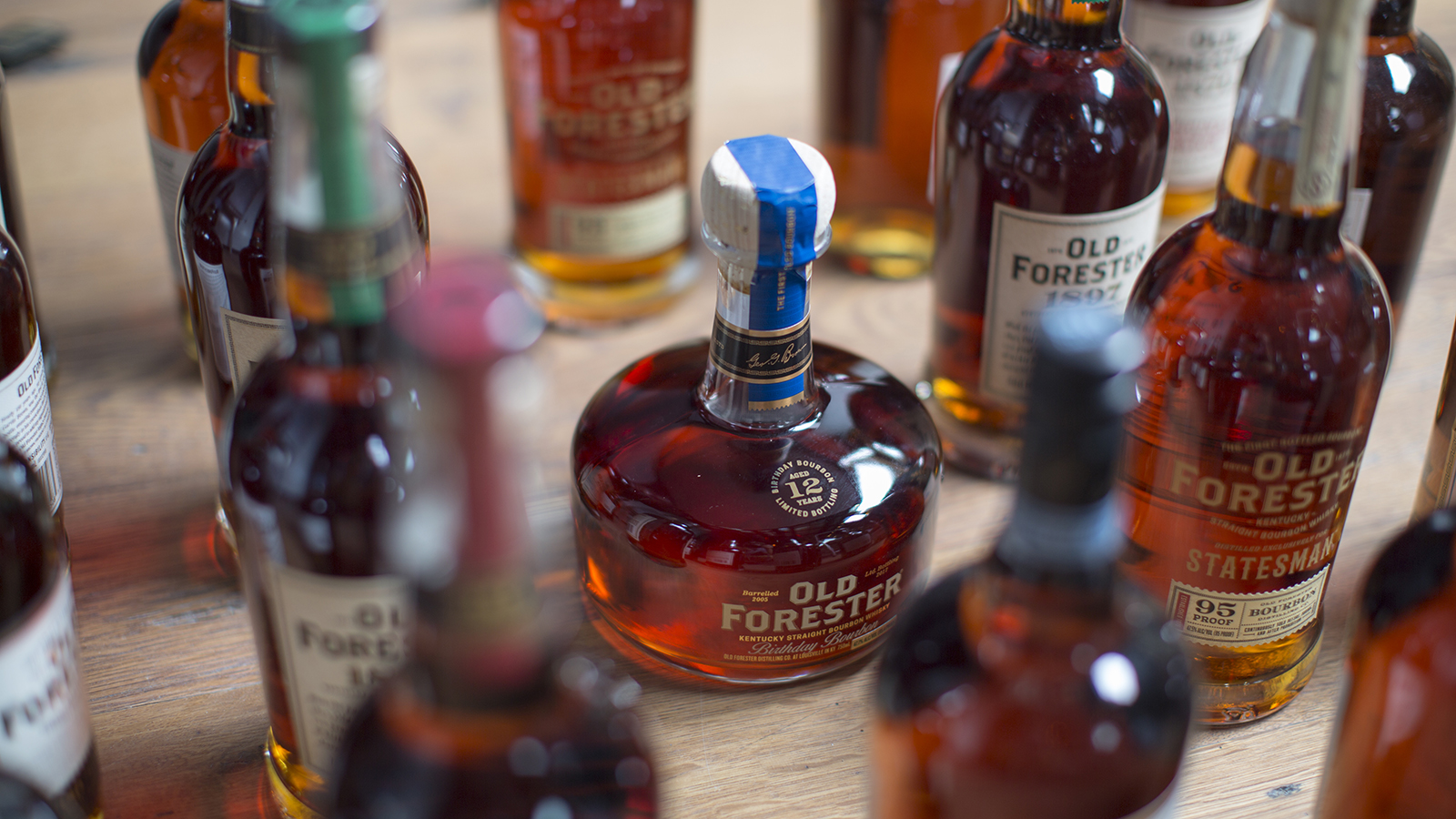 Why Old Forester Is the One Bourbon Distillery You Need to Visit