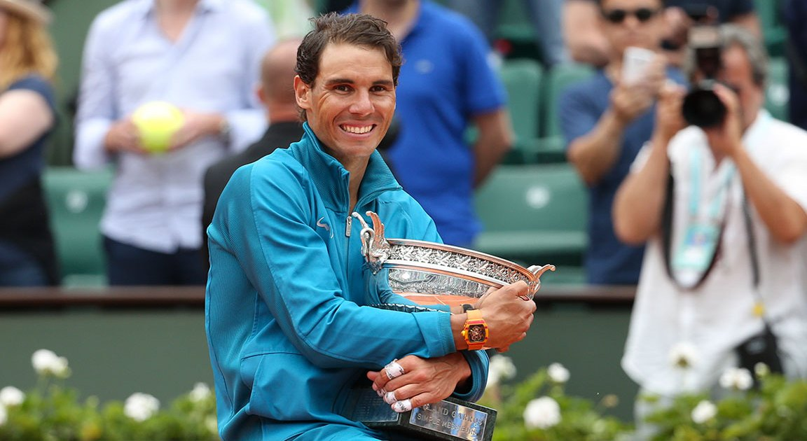 52032efbf07 Rafael Nadal s French Open Watch Costs More Than Three Lamborghinis
