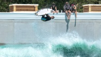 usa surfing wave pool