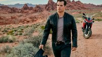 Man on a Mission: Henry Cavill Goes From Man of Steel to 'Mission: Impossible'