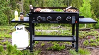 Blackstone Griddle Cooking Station