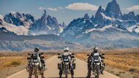 U.S. Army Vets ride the Americas entirely on land via motorcycle
