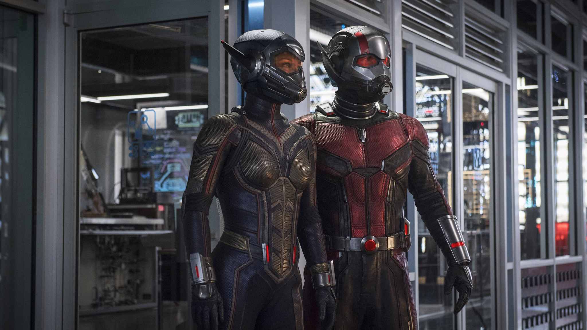 How Paul Rudd Got Even More Shredded for 'Ant-Man and The Wasp'
