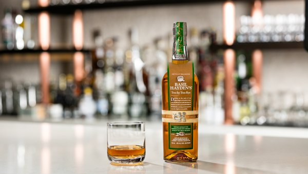 Basil Hayden's Two by Two