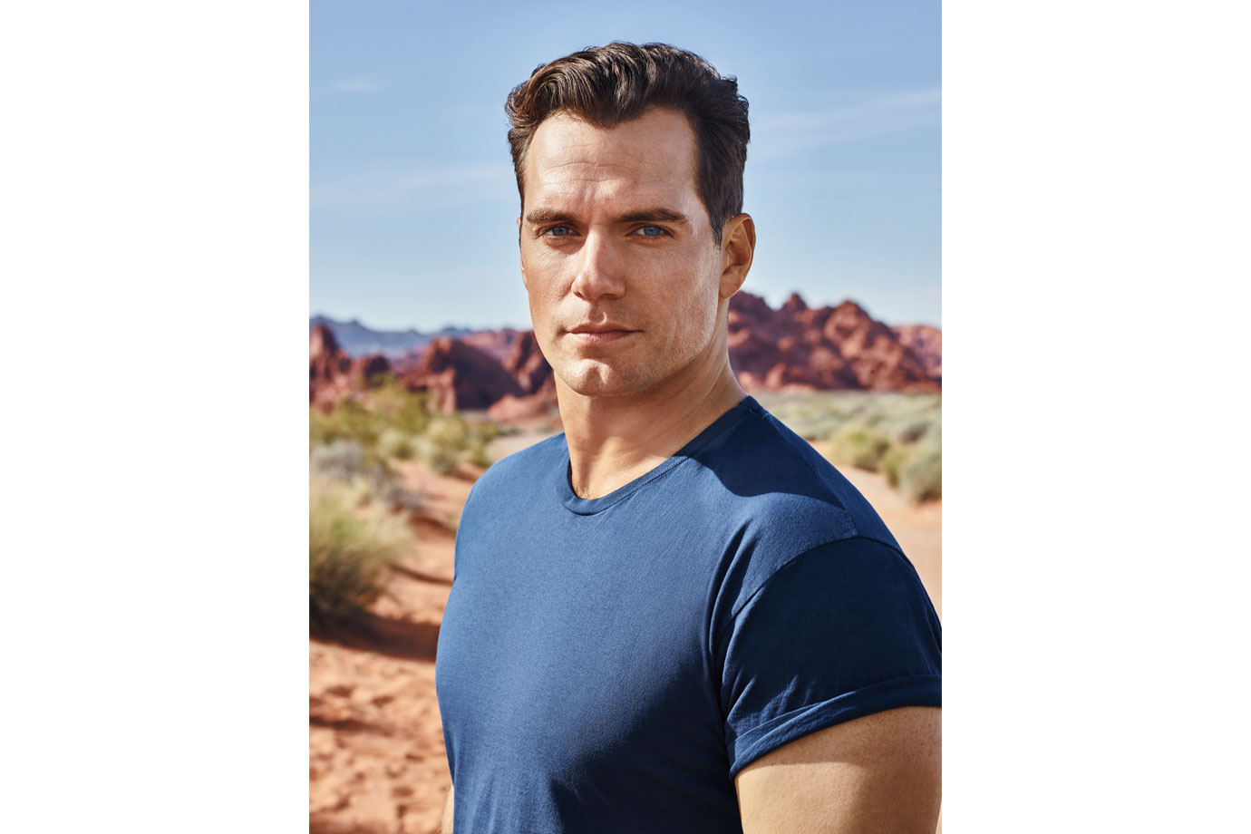Henry Cavill August 2018 Issue Men's Journal