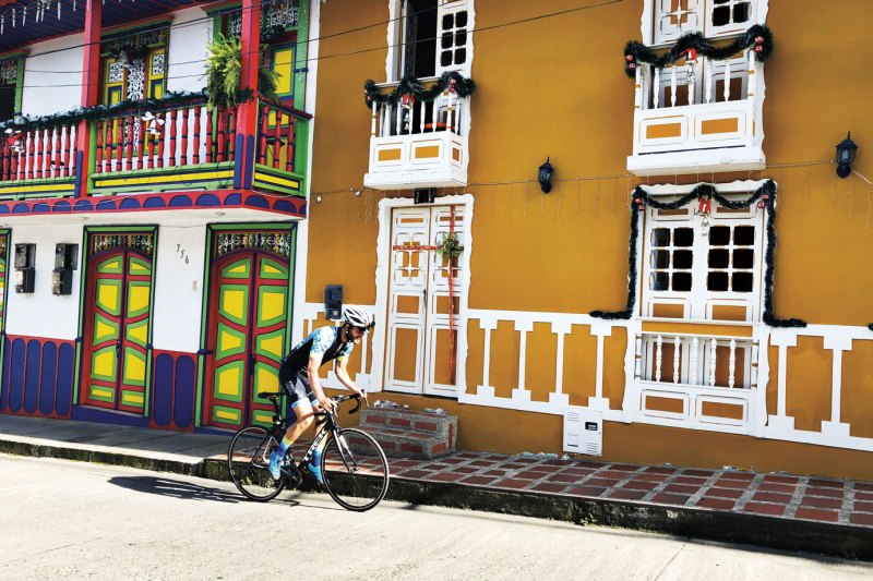 Cycling tour of Colombia with Trek Travel