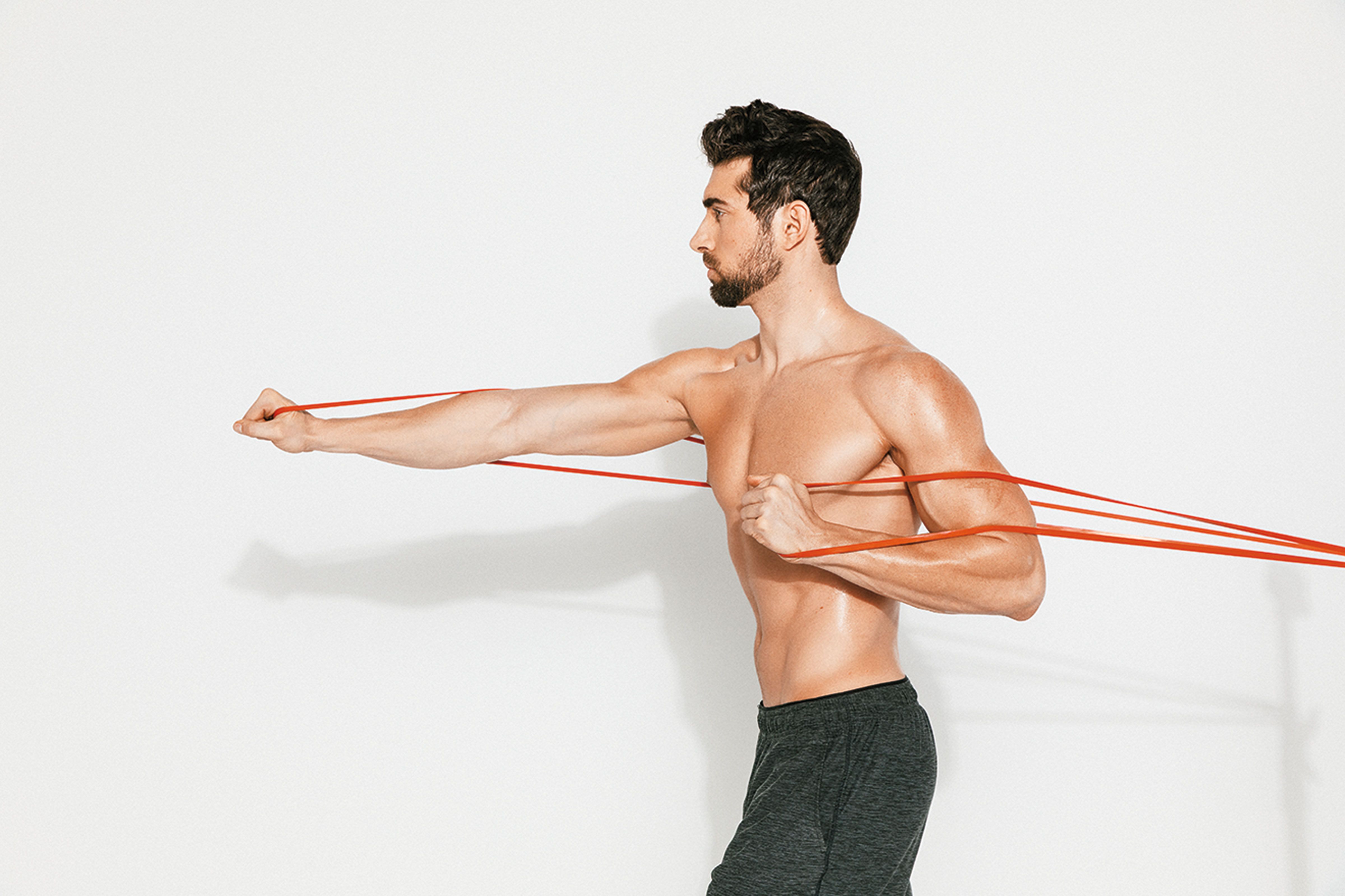 Workout of the Month: The Heavy Bands Circuit That Works Your Entire Body