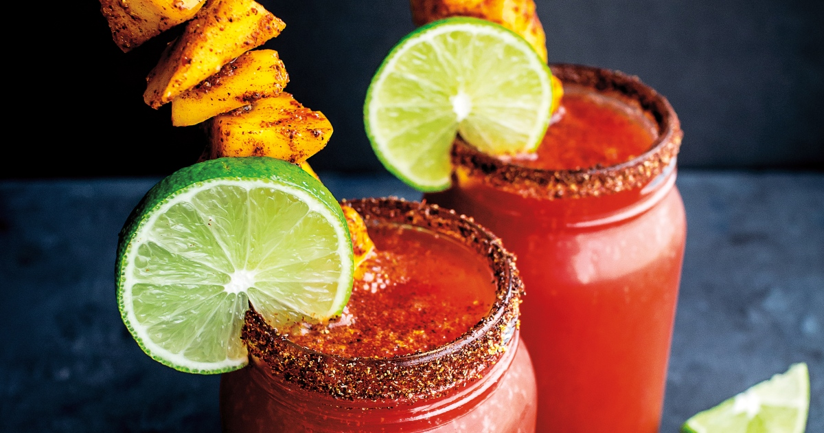 how to make a michelada drink