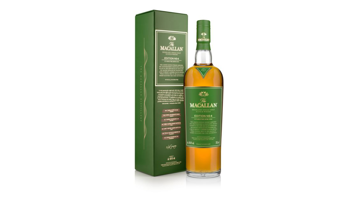 Why Macallan's Edition No. 4 Is the Best in the Series
