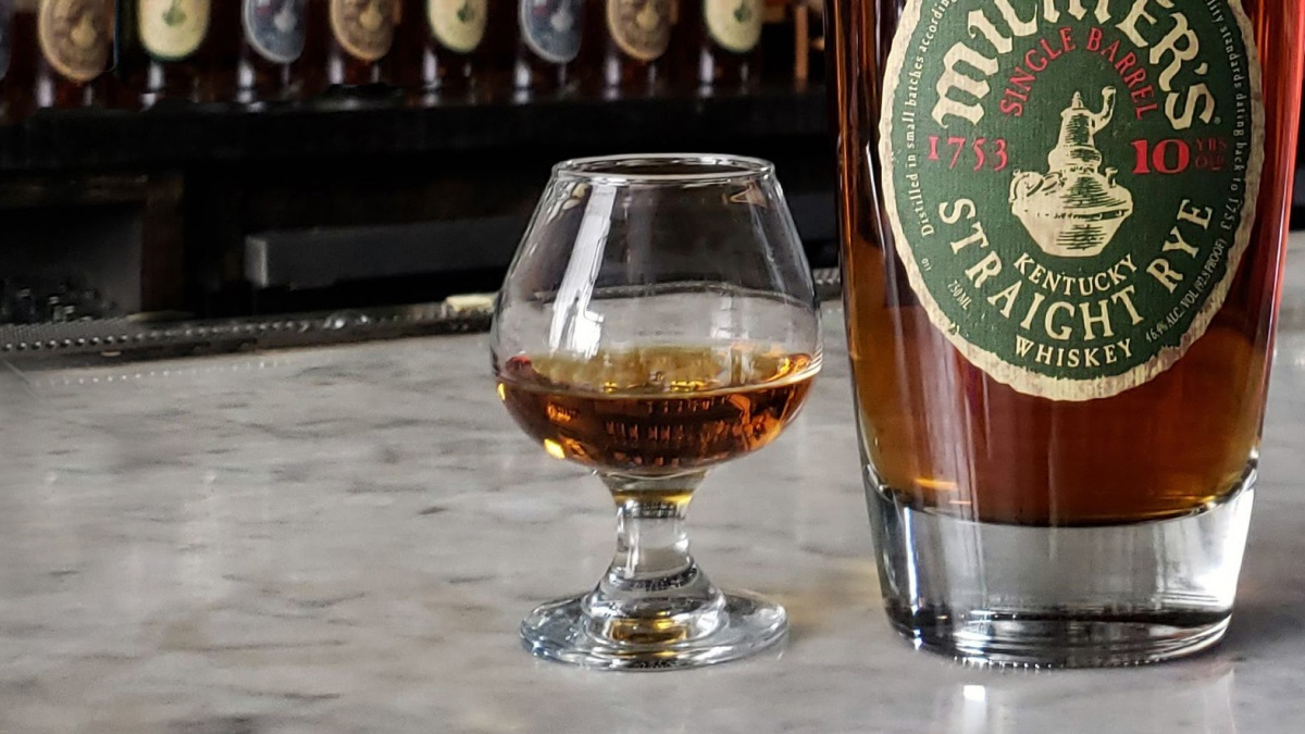 Michter's 10 Year Rye Whiskey Is Back—and Still Delicious