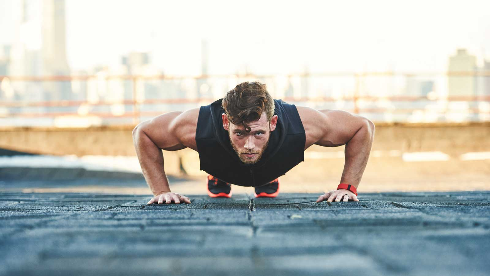 The Best 20-minute Bodyweight Chest Workout