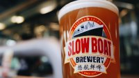 Slow Boat microbrewery in Beijing