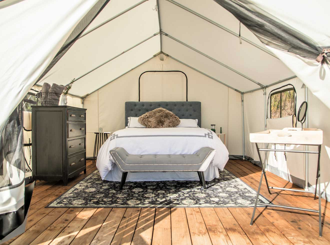 The Best Glamping Sites in America: Summer 2018