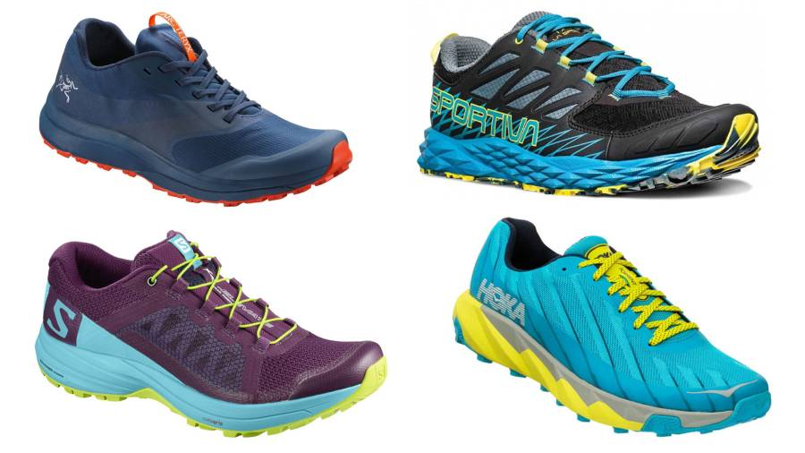 Trail Running Shoes 2018