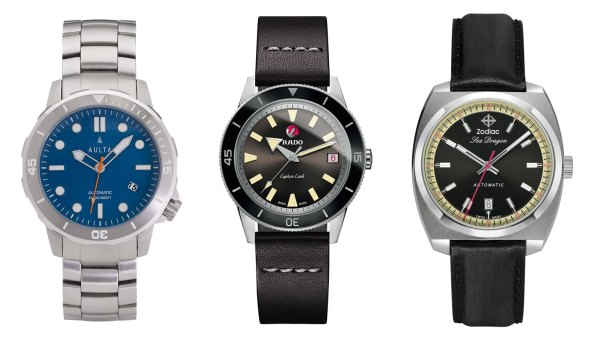 Best Watches for the Office and Beach