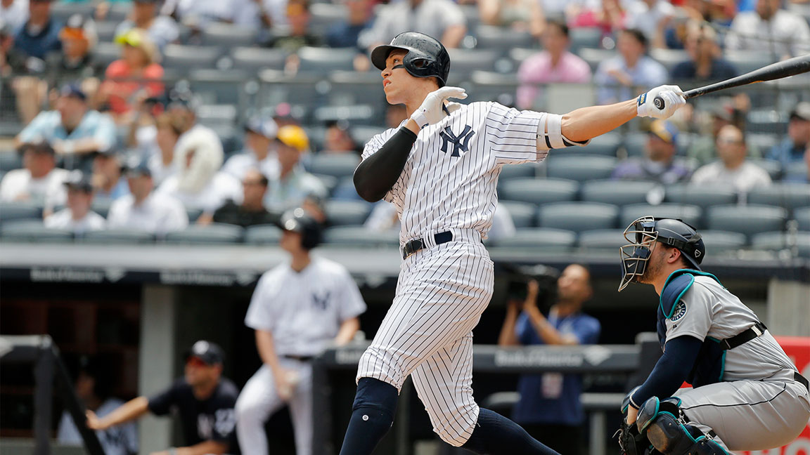 04eec586de7 The Aaron Judge Fitness Plan  How the Yankees Star Trains and Eats