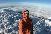 Alexander Gukov at Mt Hood