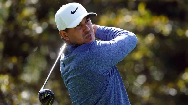 CJ Cup, PGA tour golf, Nine Bridge Country Club, Jeju, South Korea - 17 Oct 2019 Brooks Koepka (USA) at hole #4 17 Oct 2019