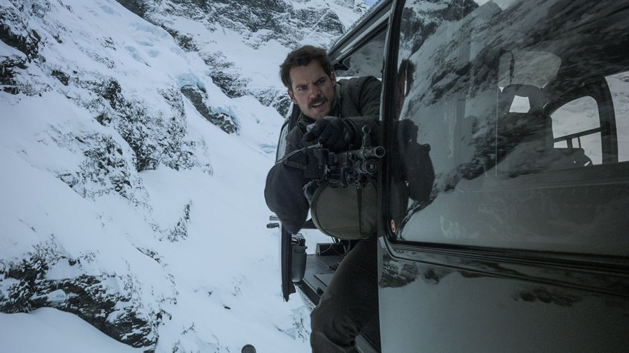 Henxry Cavill in Paramount / Mission: Impossible - Fallout