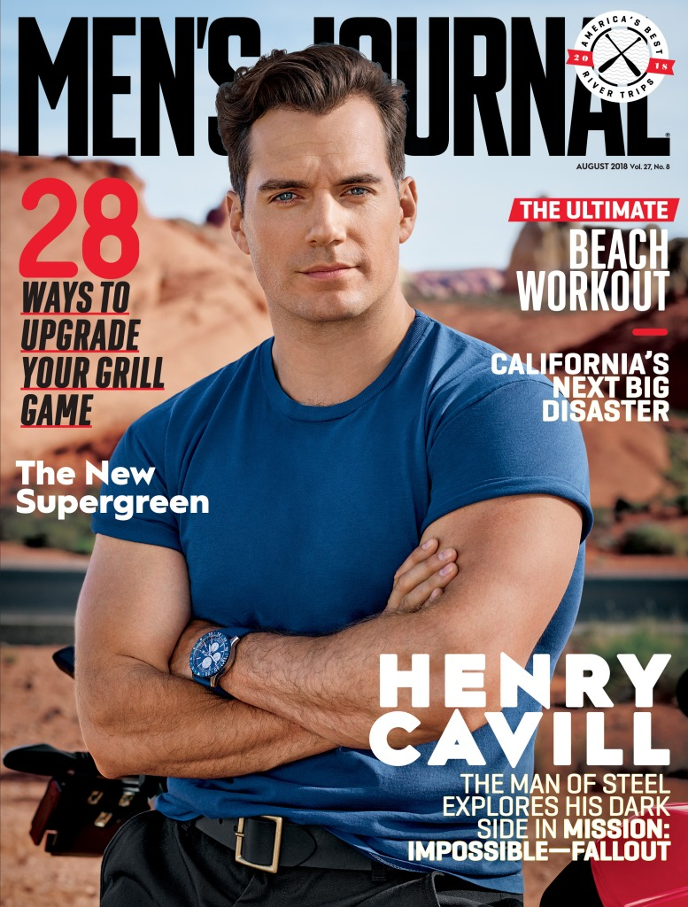 henry cavill cover