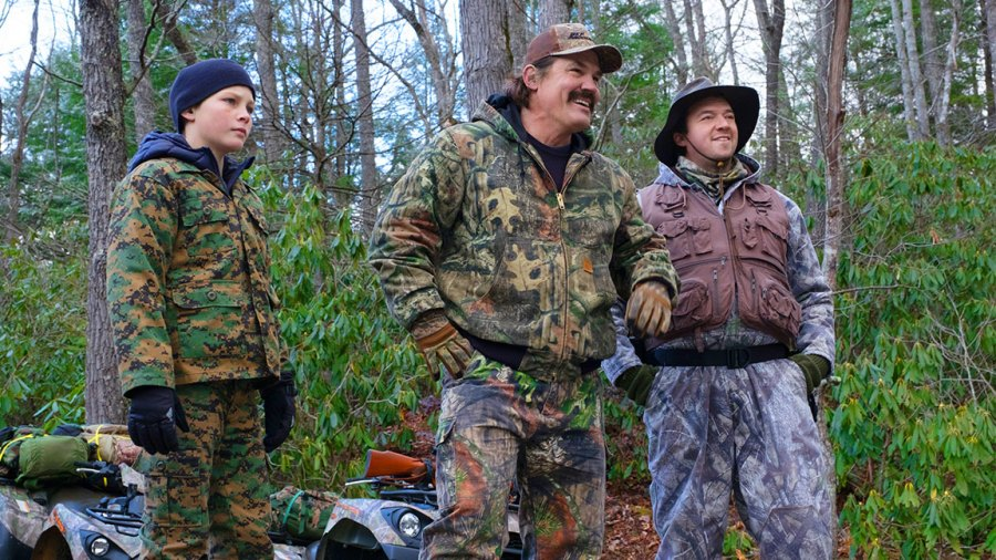 The Legacy of a Whitetail Deer Hunter, Buck Ferguson (Josh Brolin), famous for hunting whitetail deer, plans a special episode of his hunting show around a bonding weekend with his estranged son, Jaden (Montana Jordan). With trusted - but hapless - cameraman and friend Don (Danny McBride) in tow, Buck sets out for what soon becomes an unexpectedly epic adventure of father-son reconnection in the great outdoors.