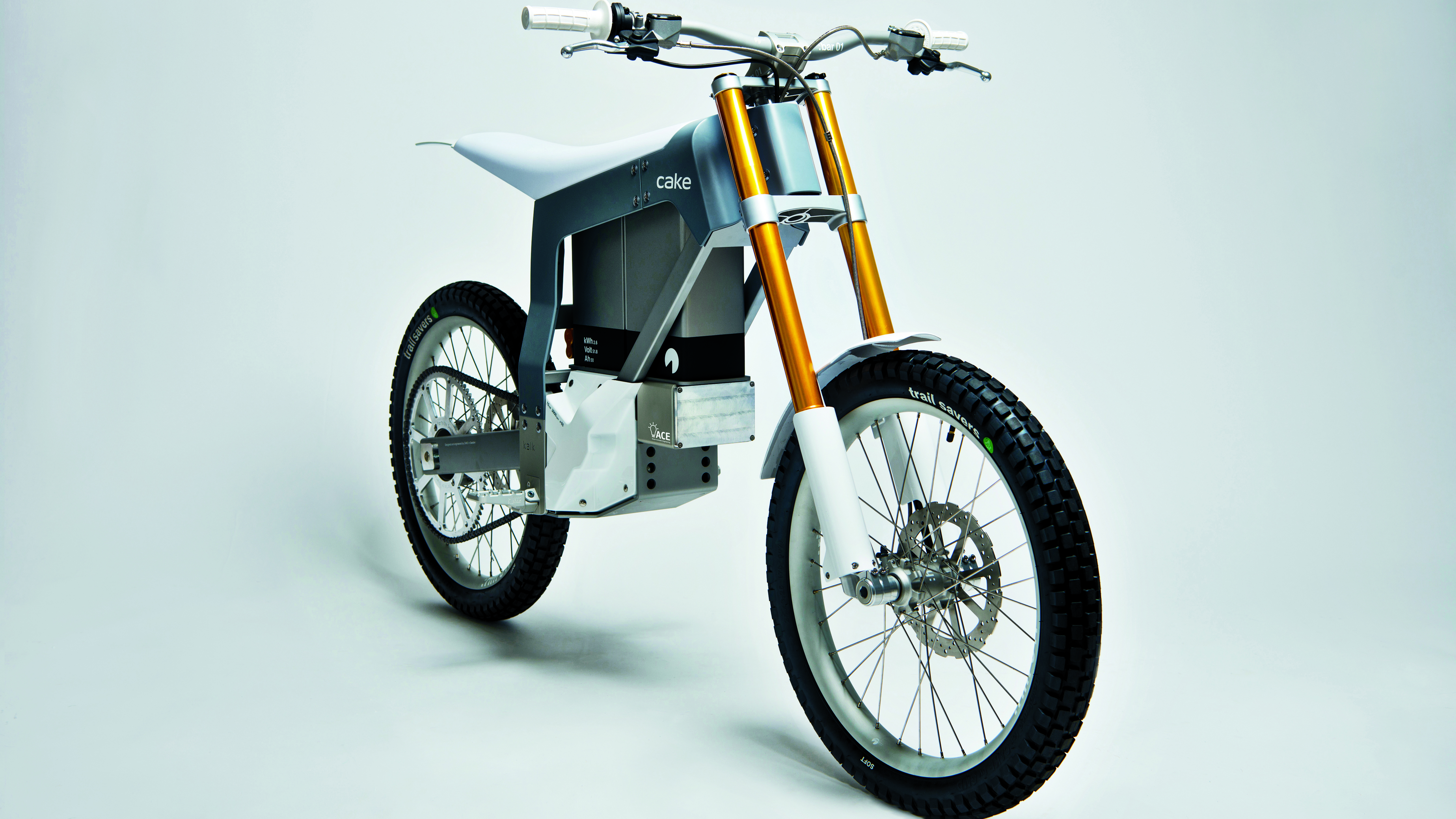 Cake S 14 000 Electric Dirt Bike Is The Coolest Thing On Two Wheels