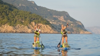 Starboard sup 2018 soller to soller sup expedition feature