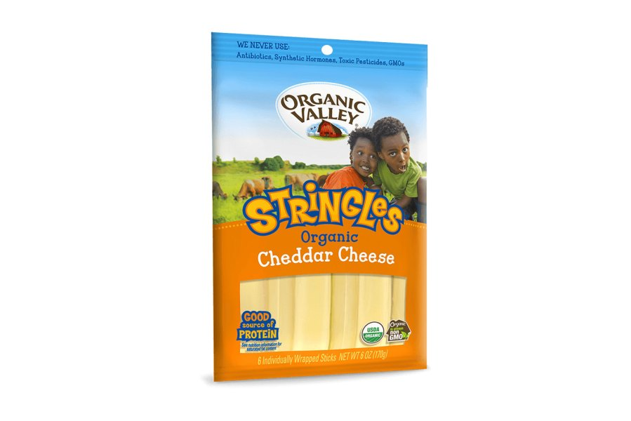 Office Snacks String Cheese