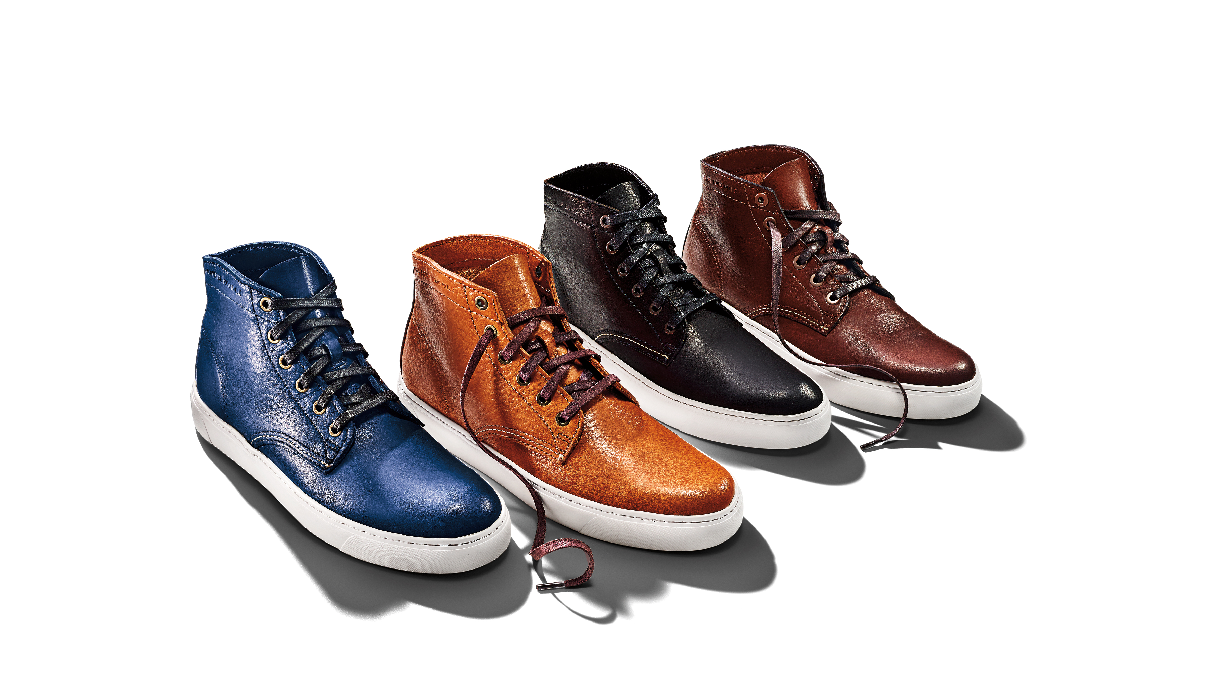 The Stylish, Lightweight Wolverine Sneakers Every Guy Needs