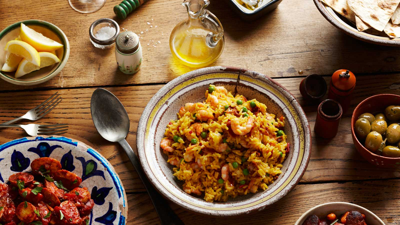 The Secret to Mastering Paella: Cooking Over a Wood-Burning Fire